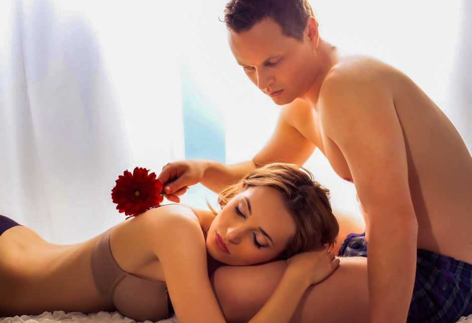Massagen zur Erregung
